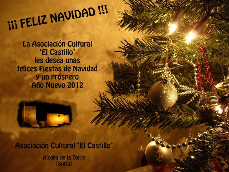 Deseos Para Feliz Navidad.Feliz Navidad Y Nuestros Mejores Deseos Para 2012 Alcoba