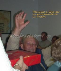 Homenaje a Goyo