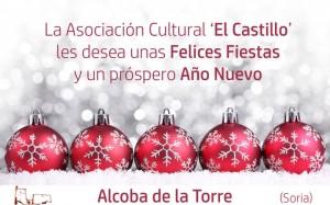 Christmas 2013 Alcoba de la Torre
